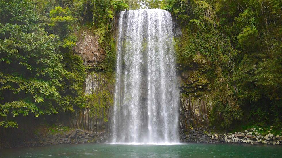 Milla Milla Falls North Queensland