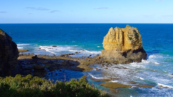 Aireys Inlet - Eagle Rock - Great Ocean Road, Victoria Australien