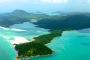 Whitsunday Islands & Heart Reef – Paradies Great Barrier Reef aus der Vogelpersektive!