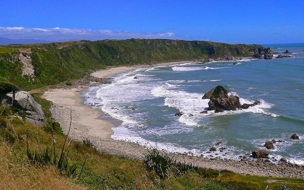 Cape Foulwind - West Coast - South Island NZ