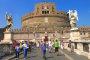 Rom – Castel Sant' Angelo – Die Engelsburg