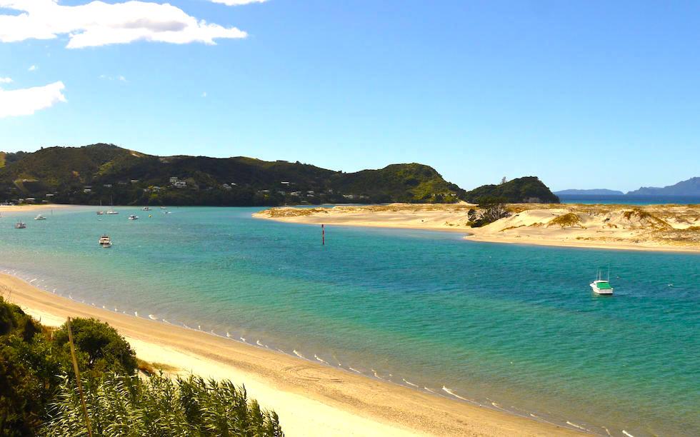 Mangawhai Heads North Island NZ