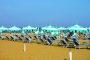 Die Adria Küste bei Rimini – Strände, Sonnenschirme, Strände, Sonnenschirme!