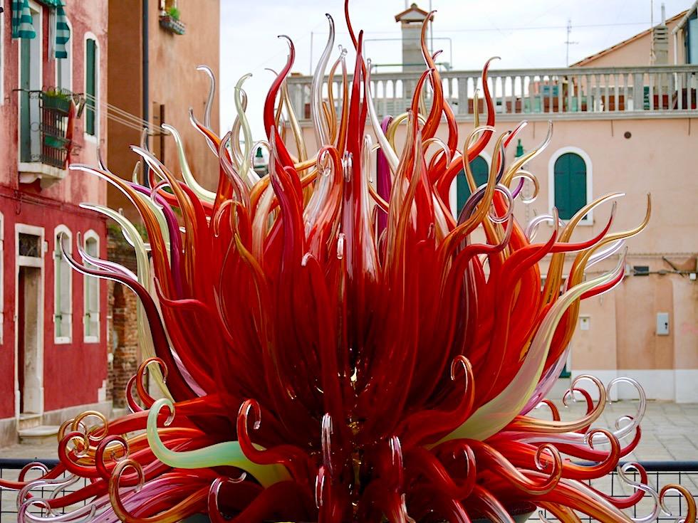 Murano - Insel der Glasbläser & der internationalen Glaskunst - Lagune von Venedig - Italien