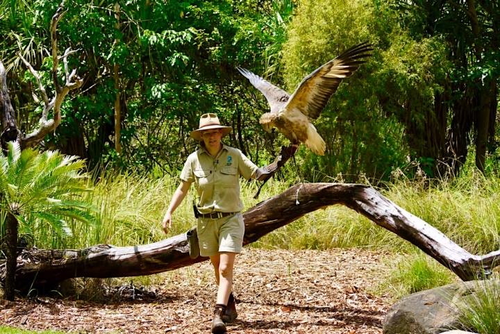 Territory Wildlife Park: Alles was die Natur im Top End zu bieten hat - Faszinierender Wildpark bei Darwin - Northern Territory