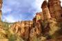 Torre Torre – Wandern zwischen riesigen Sandsteintürmen bei Huancayo im Hochland von Peru