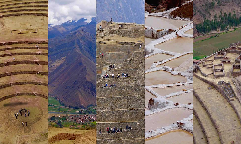Valle Sagrado - heiliges Tal bei Cusco Peru