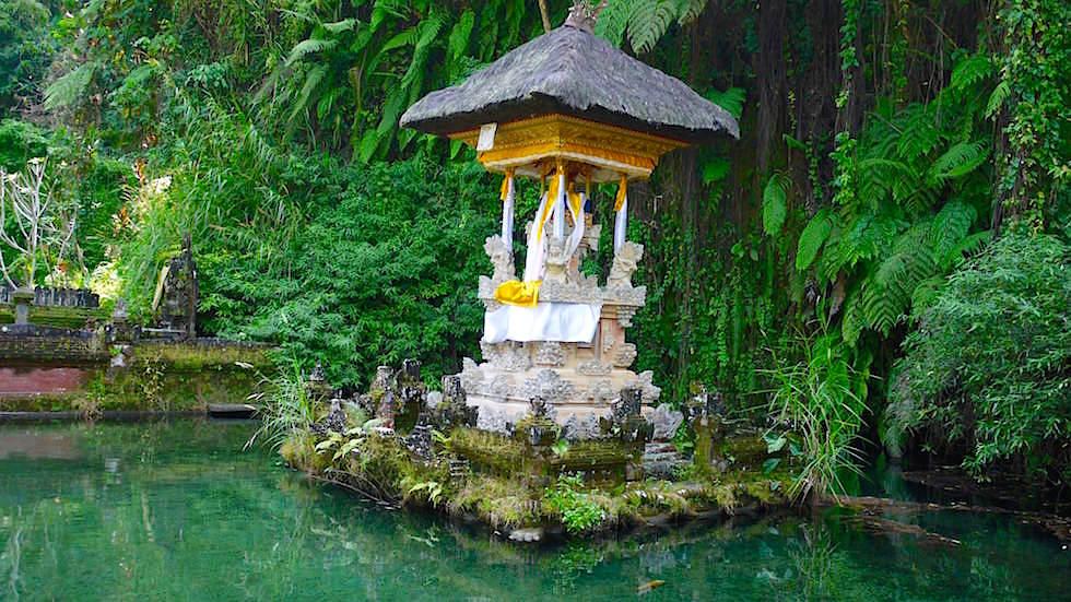 Heiliger Schrein - Pura Gunung Kawi Sebatu - Bali, Indonesien
