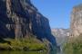 """Cañón del Sumidero – Das """"Fast-Weltwunder der Natur"""" von Chiapas mit dem Motorboot erkunden"""