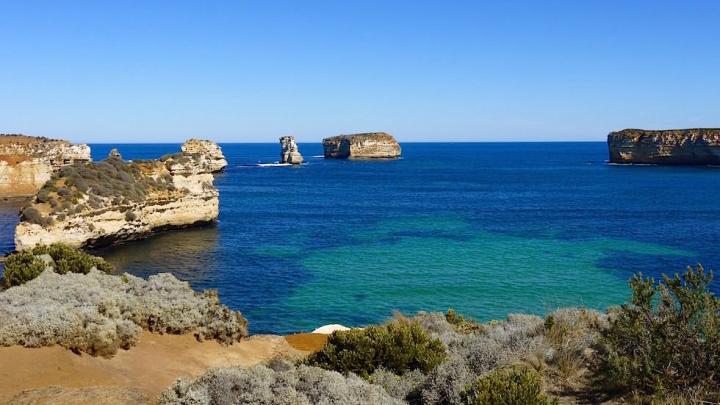 Bay of Islands - Great Ocean Road - Victoria