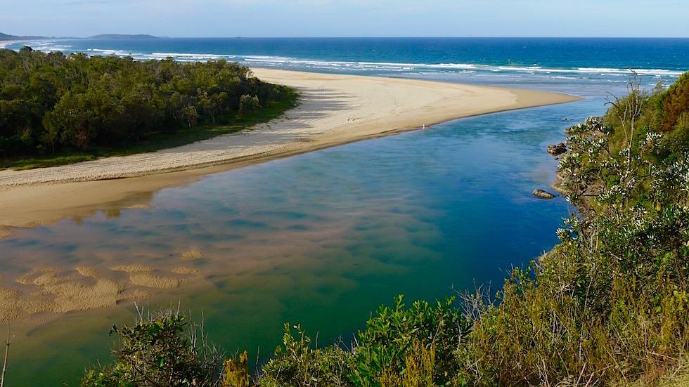 Boambee Creek - Sawtell New South Wales