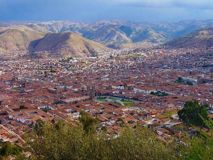 Cusco von oben - Cusco Highlights - Peru