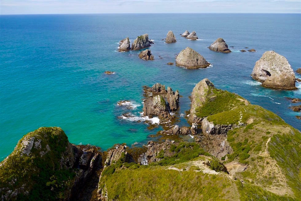 The Nuggets - Nugget Point - Catlins - Neuseeland