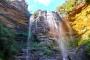 Wentworth Falls – Spektakuläre Blue Mountains Wanderung: Wasserfälle & Steilwände