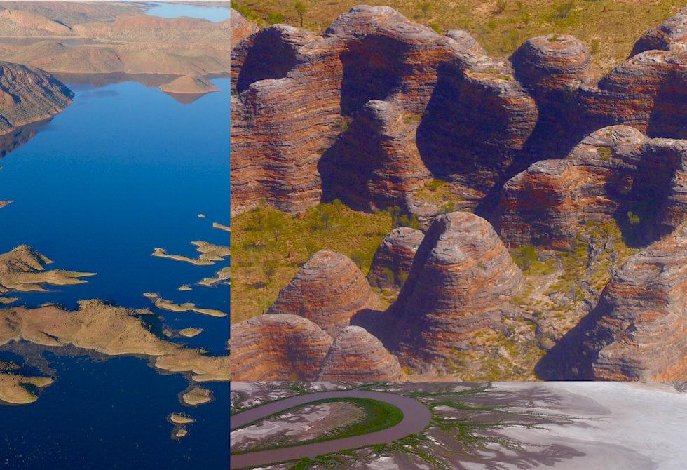 Lake Argyle - Bungle Bungle - Reisebericht - Western Australia
