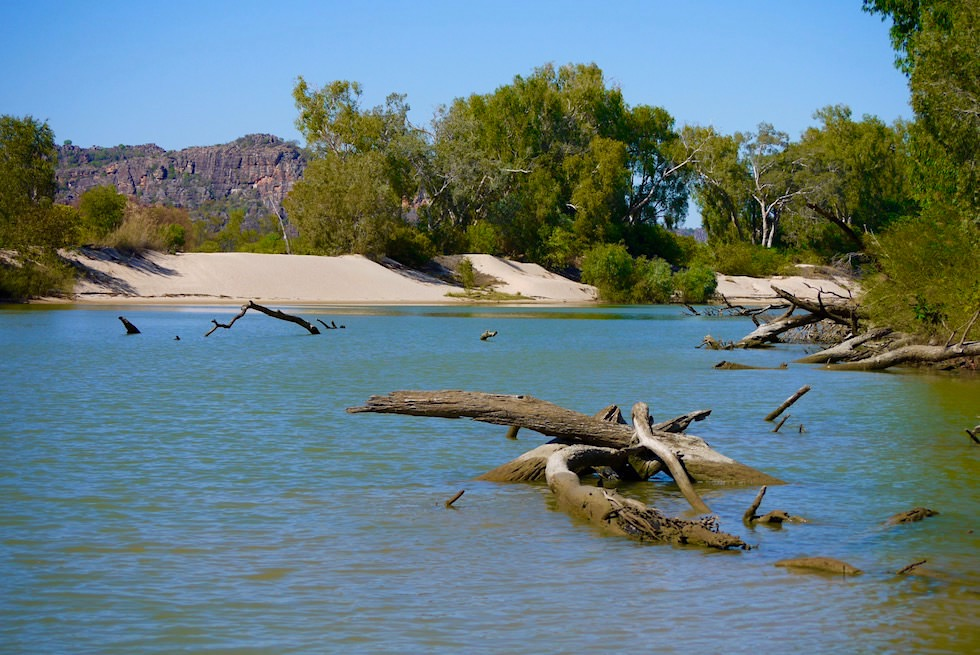 East Alligator River - Guluyambi - Northern Territory