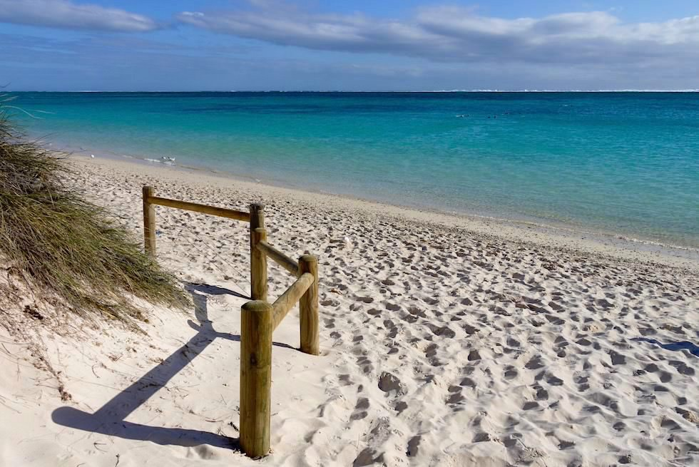 Turquoise Bay im Cape Range National Park - Ningaloo Reef - Western Australia