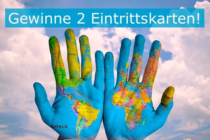 F.R.E.E. Eintrittskarten Reise & Freizeit-Messe München Gewinnspiel