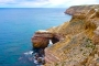 Kalbarri Küste – Wilde, bunte Steilküste, bizarre Felsen & Blautürkiser Ozean!