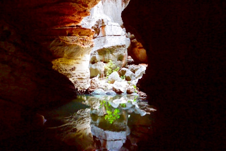 Mimbi Caves & Girloorloo Aboriginal Tour nahe Fitzroy Crossing - Kimberley - Western Australia