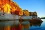 Geikie Gorge: zu Fuß & per Boot – 3 Tageszeiten, 3 sehr besondere Stimmungen!