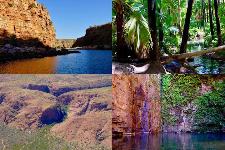 El Questro Wilderness Park Highlights - Kimberley - Western Australia