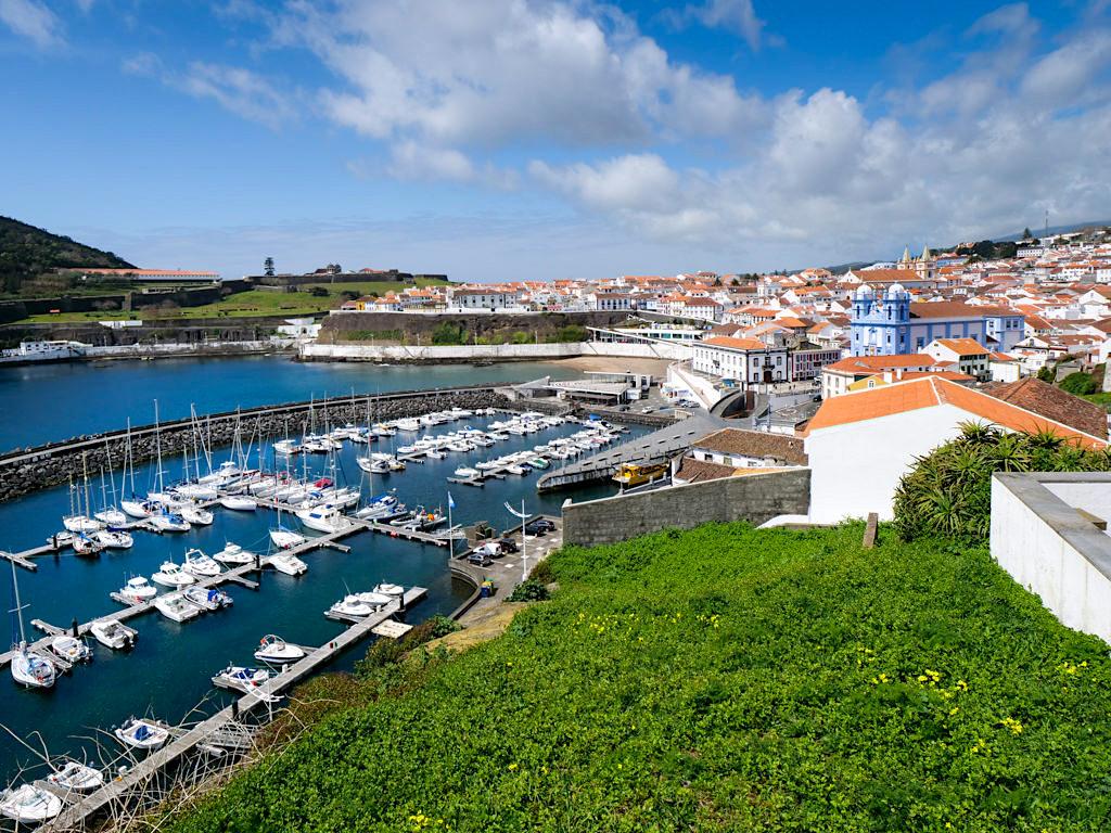 Wunderschönes Angra do Heroismo - Einziges Weltkulturerbe, älteste & schönste Stadt der Azoren - Terceira