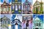 Heilig-Geist-Kapellen, Rituale, Feste: Bunte Pracht der Impérios von Terceira
