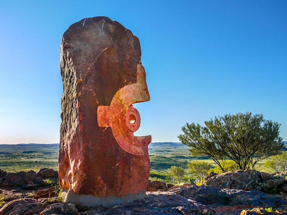 Broken Hill Outback Highlights & Living Desert Sculpture Park - New South Wales