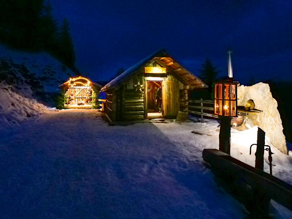 Katschberger Adventweg - Schönster Weihnachtsmarkt: besinnlich und leise, ohne Trubel, Kitsch und Kommerz - Kärnten, Österreich