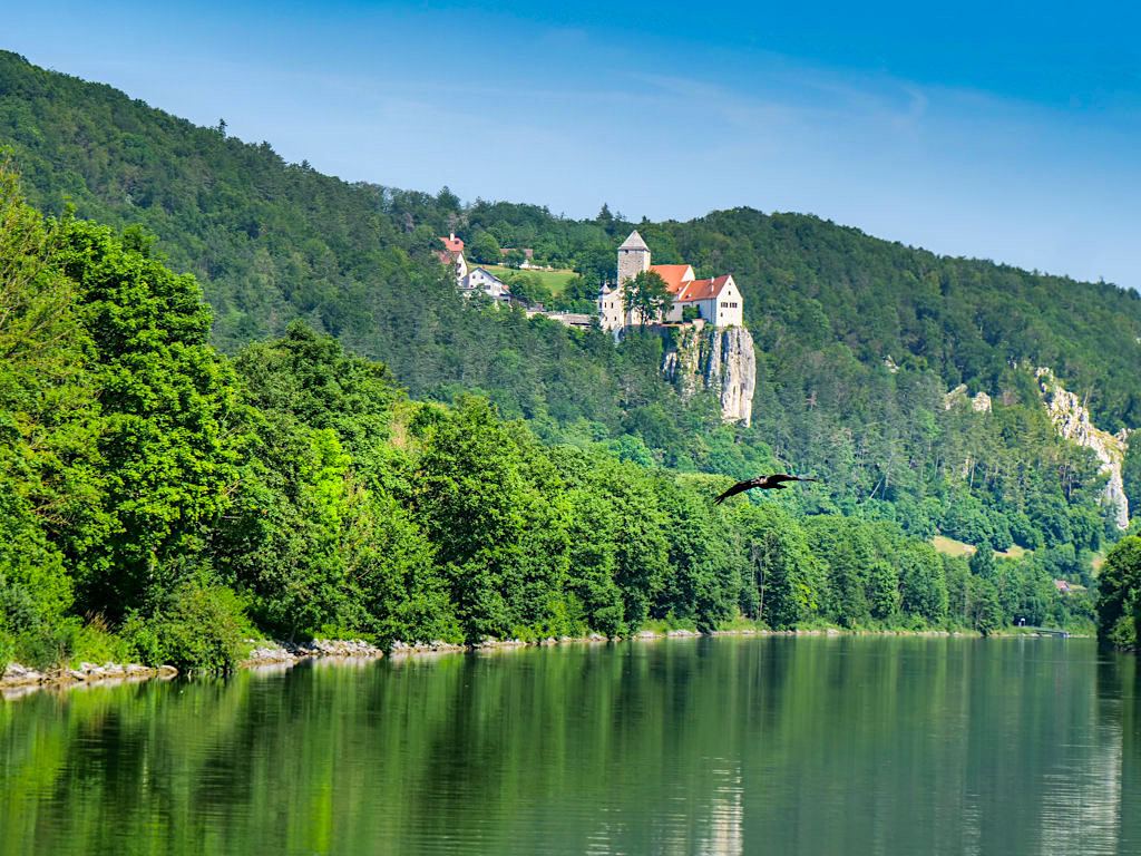 Alle Altmühltal Sehenswürdigkeiten, Geheimtipps & die schönsten Ausflugsziele als kleiner Reiseführer - Bayern