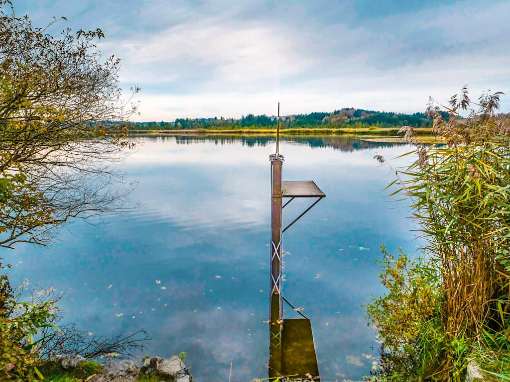 Maisinger See - Leichte & schöne 3-Seen-Wanderung im Fünfseenland von Bayern